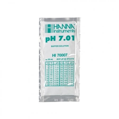 Hanna Calibration Fluid pH 7.01 – 20 ml