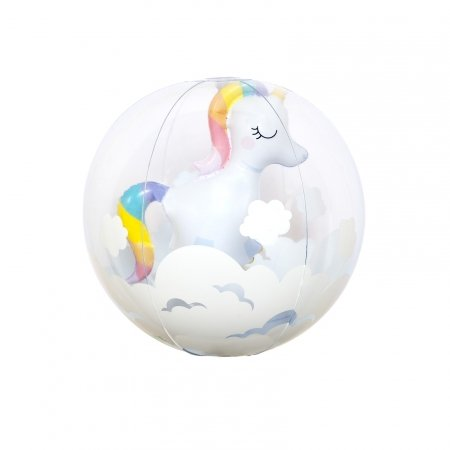 Inflatable Bach Ball | Unicorn 3D