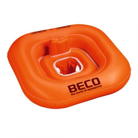 BECO baby swim seat Orange