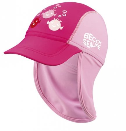 Sun Cap Children | Rose