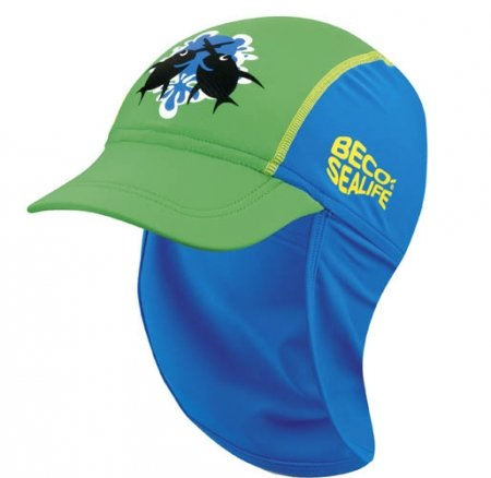 Sun Cap Children | Blue