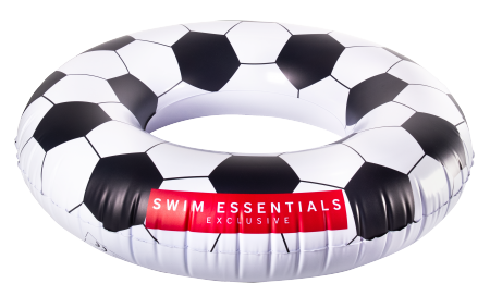 Inflatable ring Football